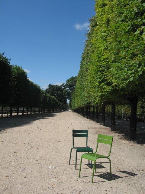 Les Tuileries Park