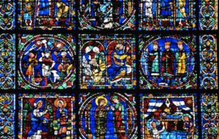 Aeon Tours: Chartres Cathedral and Old Town Tour